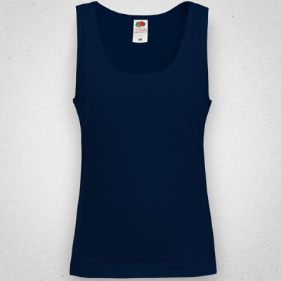 Camiseta SIN MANGAS Mujer, 5 a 50 Uds.