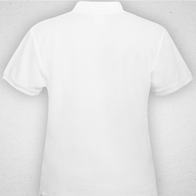 Polo Personalizado Talla Grande Mujer Camiseta Imedia