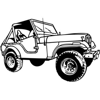 Jeep Camiseta Imedia