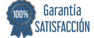 sello garantia satisfaccion camisetaimedia