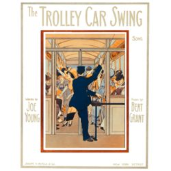 The Trolley Car Song Thumbnail