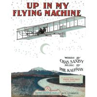 Up in my flying machine Thumbnail