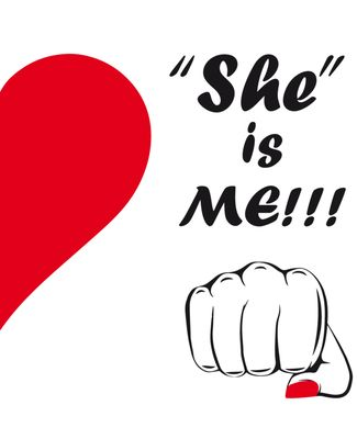 ''She'' is me.