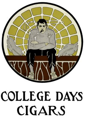 4 DISE O COLLEGE DAYS CAMISETAIMEDIA